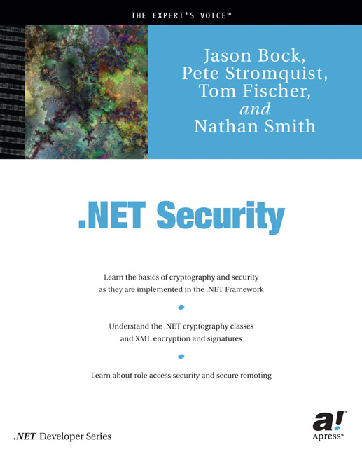 .NET Security